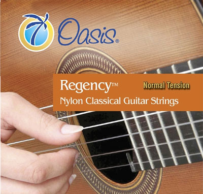 Oasis Regency - 1st string, Normal Tension .028
