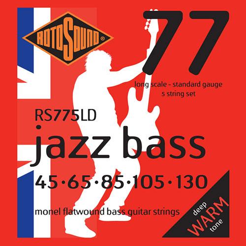 Rotosound TruBass RS88LD Four String Set 65-115