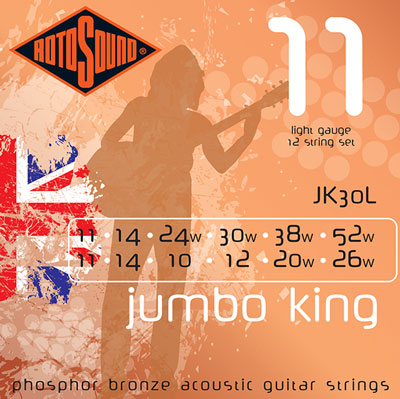 Rotosound Guitar Strings