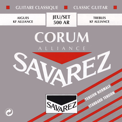Savarez Alliance KF 542R - 2nd string (b) normal tension .0272