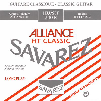Savarez 540R Alliance/HT Classic Normal Tension, Full Set