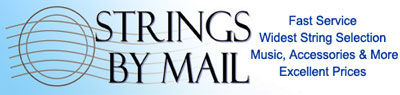 Strings By Mail