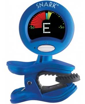 Snark SN-1 Clip-On Guitar and Bass Tuner