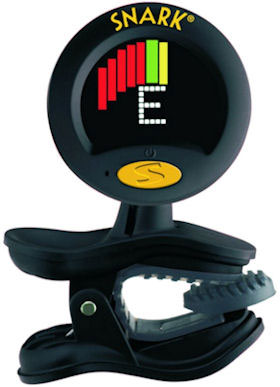 Snark SN8 Super Tight Tuner with metronome, black SN-8