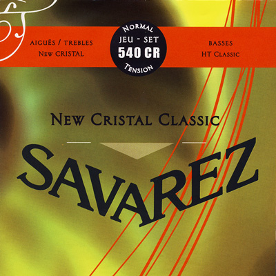 Savarez HT Classic 540R Normal Tension, Bass Set
