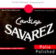 Savarez Cantiga Polished Normal Tension D,A,E Bass Set
