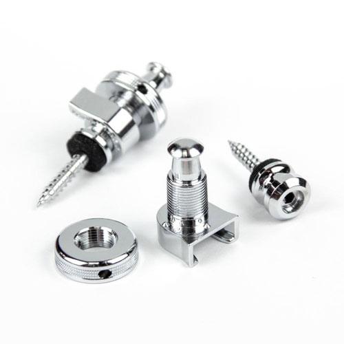 Schaller Strap Lock : schaller strap locks chrome ~ Vivirlamusica.com Haus und Dekorationen