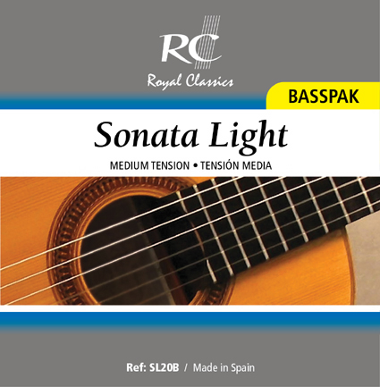 Royal Classics SL20B Sonata Light, Bass Set