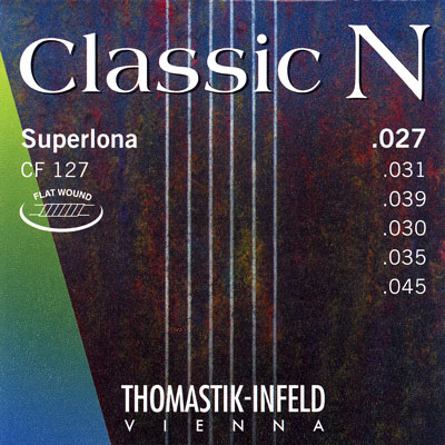Thomastik-Infeld CN31- 2nd string (b) .031 plain nylon