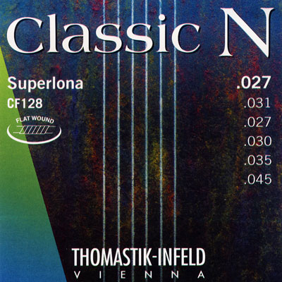 Thomastik-Infeld CF128 Classic N Superlona, Full Set