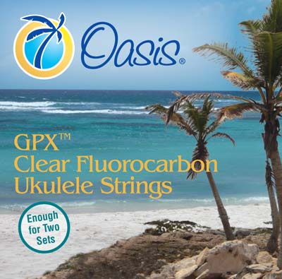 Oasis Ukulele Strings
