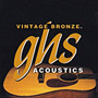 GHS Vintage Bronze� VN-B Bluegrass, Full Set