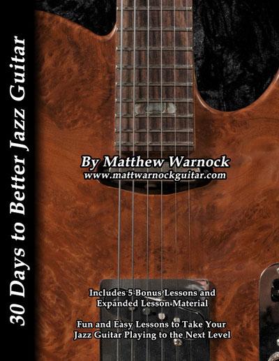 Jazz Guitar Ebook