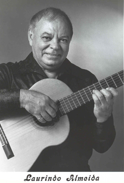 Laurindo Almeida, Claire de Lune Claude Debussy for 3 guitars