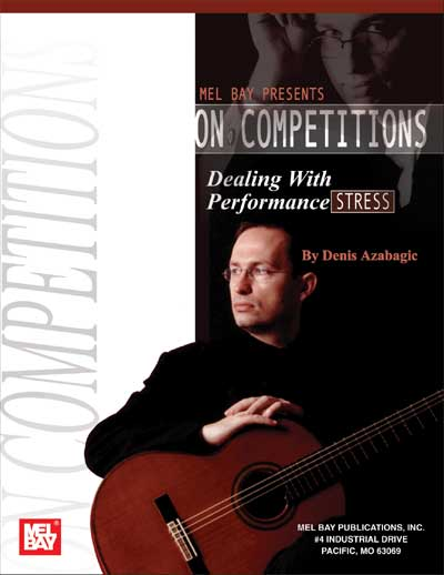 Denis Azabagic On Competitions, Dealing With Performance Stress