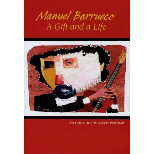 Manuel Barrueco | A Gift and a Life DVD