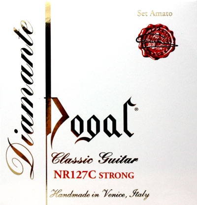 Dogal Diamante Classical Guitar Strings | Strong NR127C, Full Set