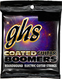 GHS Coated Boomers CB-GBM Electric Guitar Strings 11-50
