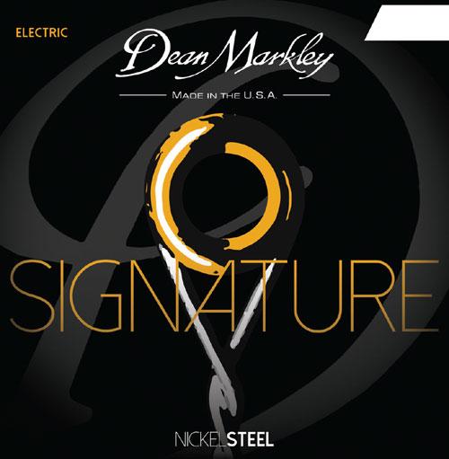Dean Markley 2505 Signature Series Nickelsteel Electric
