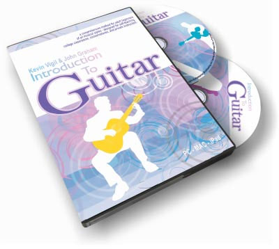 Vigil & Graham, Introduction to Guitar - Digital Edition