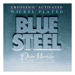 dean markley blue steel nickel plated cryogenic bass 50 110 xmed 2675a. Black Bedroom Furniture Sets. Home Design Ideas