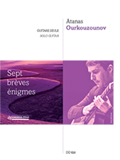 Sept breves enigmes for solo guitar