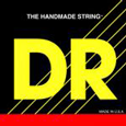 DR Strings FL-11 Polished Flat Wound Electric Guitar Strings 11-48