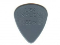 Dunlop Nylon Standard Picks .88mm, Dark Gray