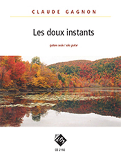 Les doux instants for solo guitar