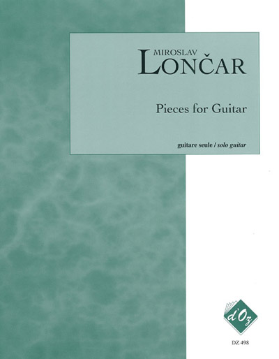 Pieces For Guitar