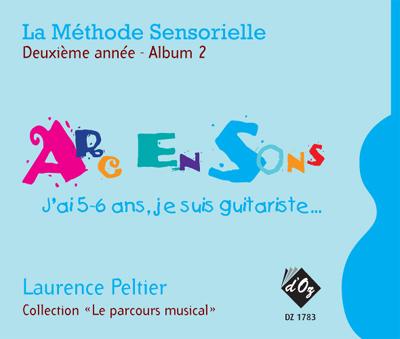 Peltier | La Methode Sensorielle, 2E Annee, Album 2