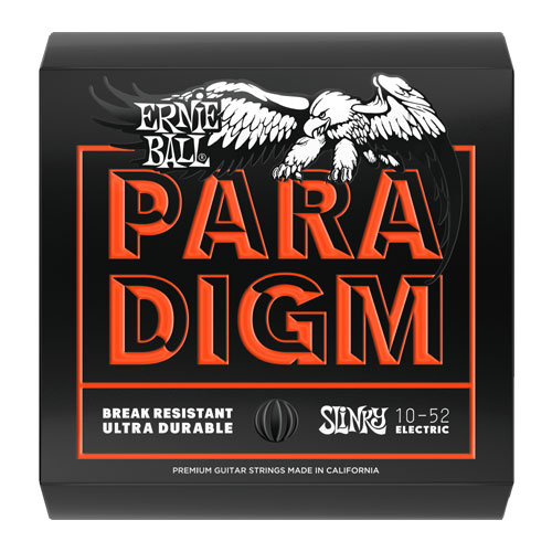 ernie ball 2015 paradigm sthb slinky electric guitar strings 10 52. Black Bedroom Furniture Sets. Home Design Ideas