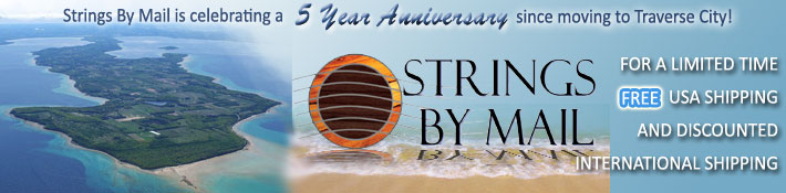 Strings By Mail July 29 Newsletter