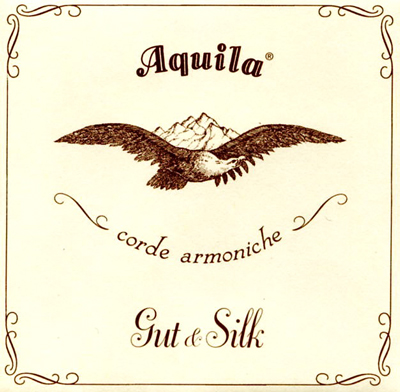 Aquila Gut and Silk, 1st String (e)