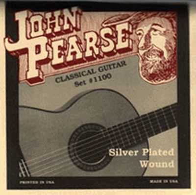 John Pearse Nylon Classical Standard Tension 1100, Full Set