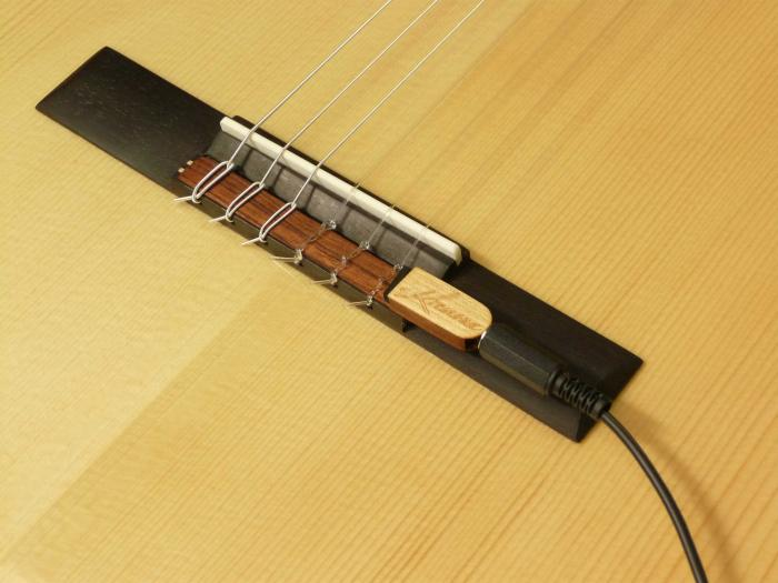 Piezo Pickup Gitar : kremona piezo pickup for classical or flamenco guitar ~ Russianpoet.info Haus und Dekorationen