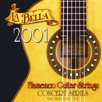 La Bella 2001 Flamenco 2005FM - 5th string (A) medium tension .035