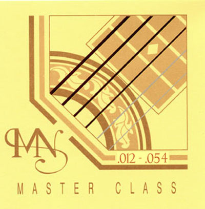 Newtone Master Class Phosphor Bronze (12-54), Full Set