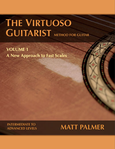 The virtuoso guitarist volume 1 a new approach to fast scales fandeluxe Images