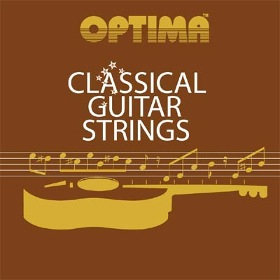 optima 1519 silver classical guitar strings high tension. Black Bedroom Furniture Sets. Home Design Ideas