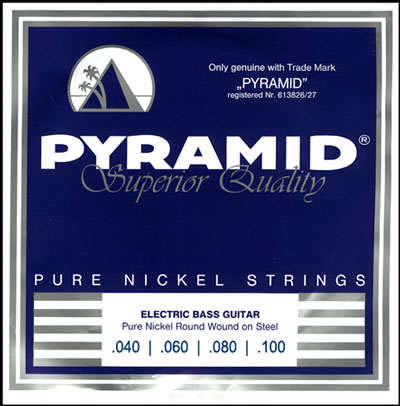 Pyramid Bass Strings