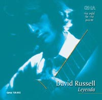 David Russell | Leyenda CD