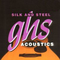 GHS Silk and Steel 610 Medium 12-String, Full Set