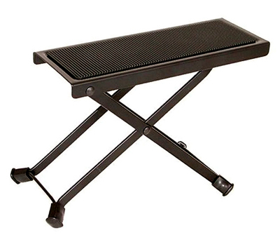 Ultra 5 Position Footstool 2449, Black