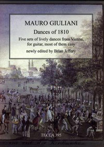 Dances of 1810 - Mauro Giuliani